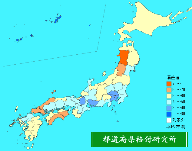 平均 年齢 日本
